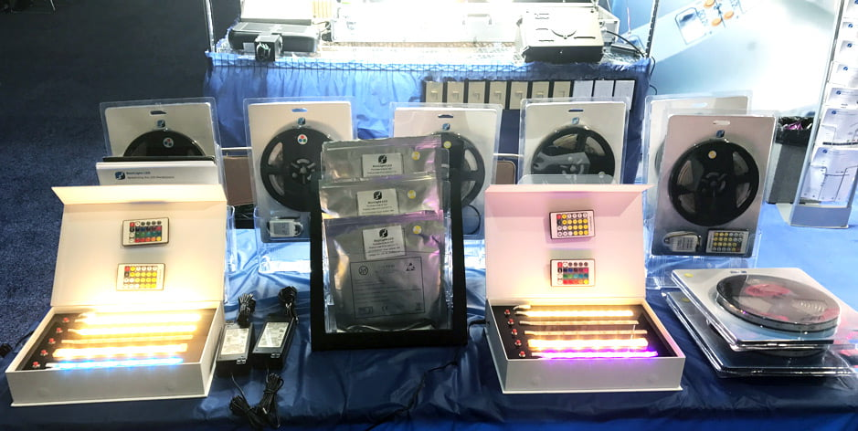 BestLight LED Exhibits at NECA (National Electrical Contractors Association) Convention in Boston, MA